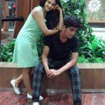 Pooja Sawant in brader