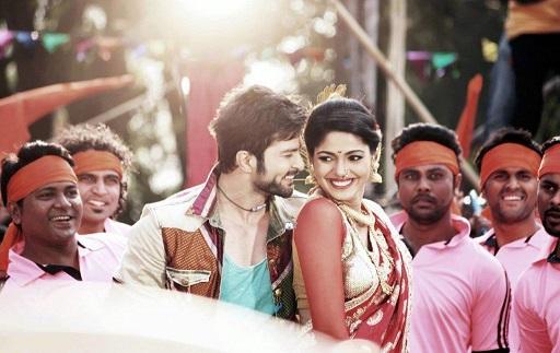 Raqesh Vashisth Pooja Sawant Vrundavan Marathi Movie Still Photos