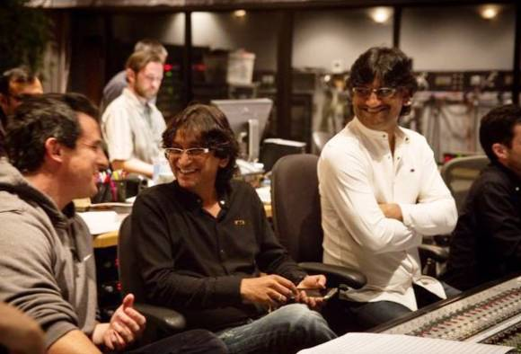 Sairat By The Duo Composers Ajay Atul is The Firs Iindian Film to Record Music at Hollywood