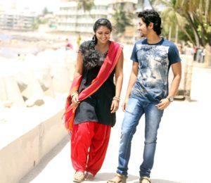 Akash Thosar Rinku Rajguru Sairat Movie Actors 1
