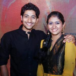 Lead Actors of Sairat Akash Thosar and Rinku Rajguru