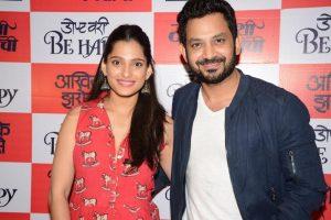 umesh Kamat & Priya Bapat