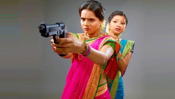 Urmila Nimbalkar Amruta Pawar Duheri Marathi Serial Actress