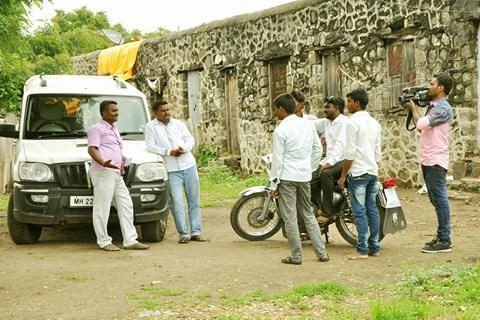 Waghur Marathi Short Film Win Thiee Award 2016