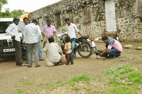 Waghur Marathi Short Film Win Thiee Award