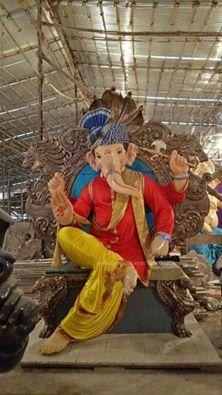 1st Look Vasai Cha Maharaja, Year 2016