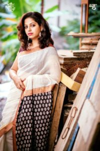 marathi-actress-smita-shewale-in-saree