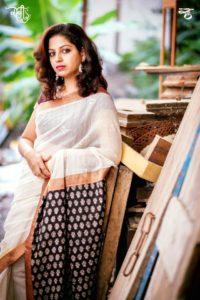 marathi-actress-smita-shewale-in-saree