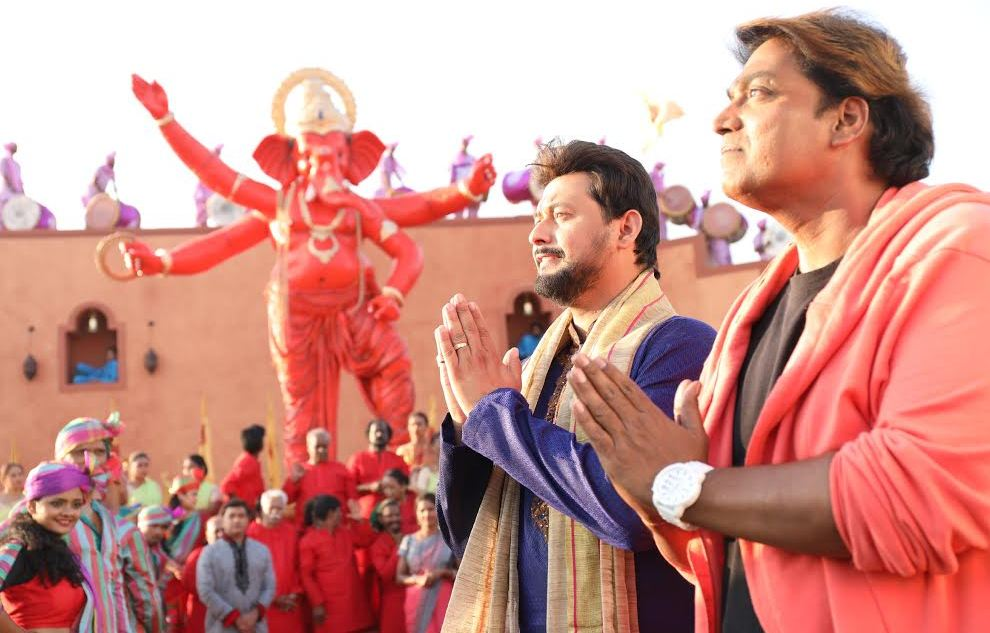 bhikari-marathi-movie-participation-in-the-movie-nearly-a-1000-artists-from-a-song