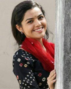 Marathi Actress Aarya Ambekar