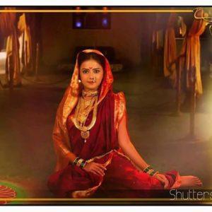 Gauri Kulkarni Marathi Actress Zhalla Bobhata (2017) Marathi Movie