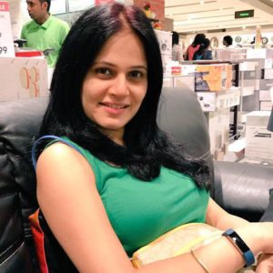 Manava Naik Marathi Actress HD Photo