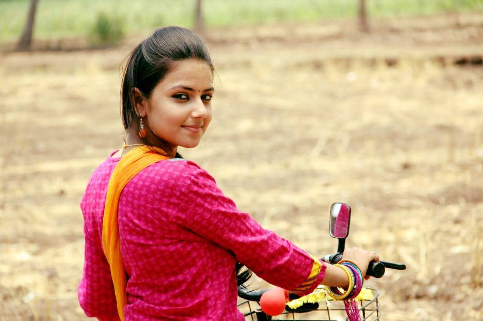 Monalisa Bagal Marathi Actress