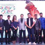 Rubiks Cube 2017 Marathi Movie Grand Music Launch Photos