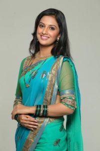 Tejashri Pradhan Marathi Actress Wallpapers
