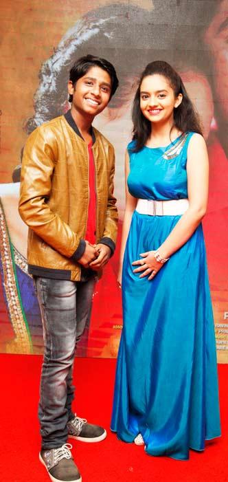 Yash Kulkarni And Gauri Kulkarni Ranjan Marathi Movie