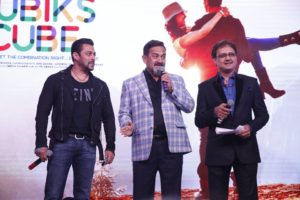 mahesh manjrekar Salman Khan Rubiks Cube Marathi Movie