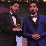 Actors shreyas Talpade Amey wagh