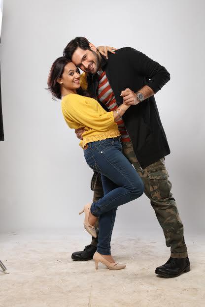 Siddharth and Spruha Joshi Photos