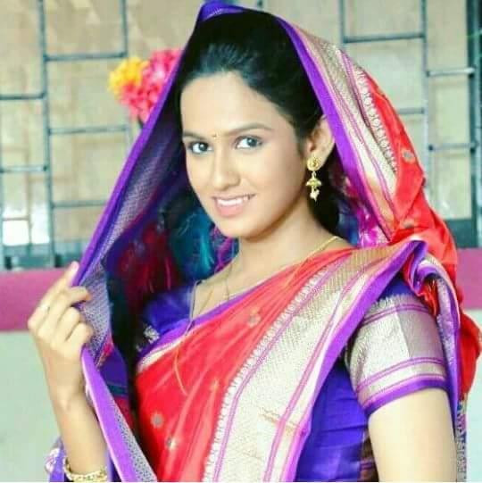 Lagir Zhala Ji Zee Marathi Actress Shivani Baokar