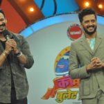 Comedychi Bullet Train In Ritesh Deshmukh & Vivek Oberoi Special
