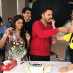 Siddharth birthday bash,..