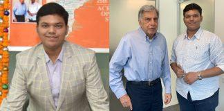 Ratan Tata and Arjun Deshpande